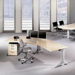 GO²move | Individual desks | LEUWICO