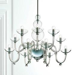 Danieli L12 | Ceiling suspended chandeliers | Leucos
