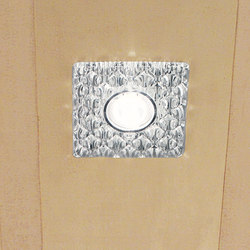 Diamante F | Recessed ceiling lights | Leucos