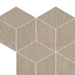 Trame | Corda Cube | Ceramic mosaics | Lea Ceramiche