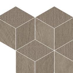 Trame | Tortora Cube | Ceramic mosaics | Lea Ceramiche