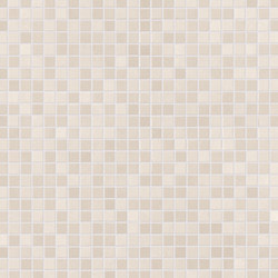 Color Now Beige Micromosaico | Ceramic mosaics | Fap Ceramiche