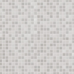 Color Now Perla Micromosaico | Ceramic mosaics | Fap Ceramiche