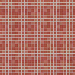 Color Now Marsala Micromosaico | Mosaïques | Fap Ceramiche
