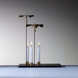 Whirl About | Candelabros | Tuttobene