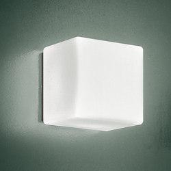 Cubi 16 P-PL | Lampade parete | Leucos