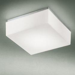 Cubi 28 P-PL | Lampade plafoniere | Leucos