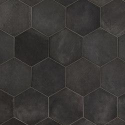 Firenze Heritage Esagono Carbone Matt | Floor tiles | Fap Ceramiche