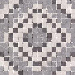 Firenze Heritage Decò Grigio Mosaico | Mosaicos | Fap Ceramiche