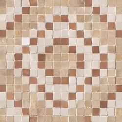 Firenze Heritage Decò Terra Mosaico | Mosaïques | Fap Ceramiche