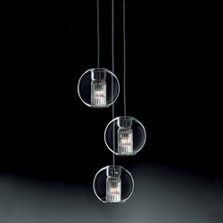 Fairy S S - R 3 | Suspended lights | Leucos