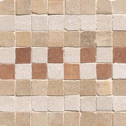 Firenze Heritage Decò Terra Fascia Mosaico | Ceramic mosaics | Fap Ceramiche