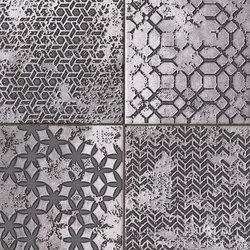 Firenze Heritage Formella Grigia Inserto Mix6 | Ceramic tiles | Fap Ceramiche