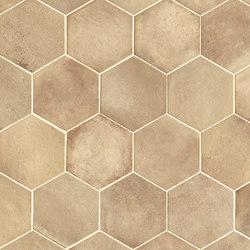 Firenze Heritage Esagono Paglierino Matt | Piastrelle/mattonelle per pavimenti | Fap Ceramiche