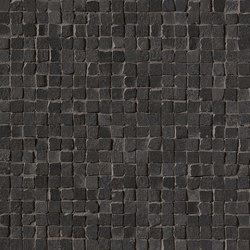Firenze Heritage Carbone Micromosaico | Ceramic mosaics | Fap Ceramiche