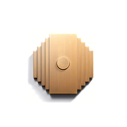 Specialty | Custom Doorbell 1951 | Door buzzers | Meljac distributed by LVL-USA