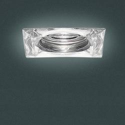 Mira 2 LED | Lampade soffitto incasso | Leucos