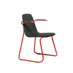 Siren | Visitors chairs / Side chairs | Bogaerts Label