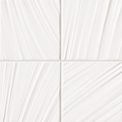 Lumina Veil White Matt 20x20 | Ceramic tiles | Fap Ceramiche