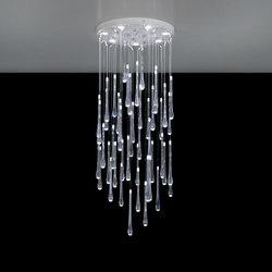 Lacrima 6535 | Lampade plafoniere | Milán Iluminación