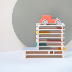 Pallet tables | Kids storage furniture | Tuttobene