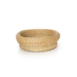 Fibra | basket large, natural | Contenitori / Scatole | Ames