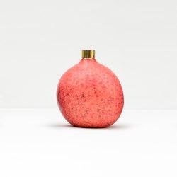 Pomme Vase Red | Vases | Tuttobene