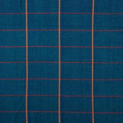 Manta |  plaid, grün/blau/orange | Coperte | Ames