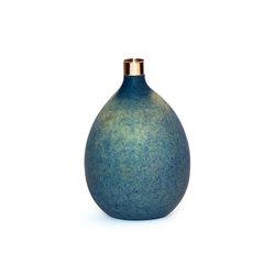 Papaye Vase Green | Vases | Tuttobene