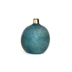 Melon Vase Green | Vases | Tuttobene