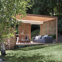 Zen XL | Pavillons de jardin | Exteta