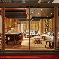 Zen XL steel | Pavillons de jardin | Exteta