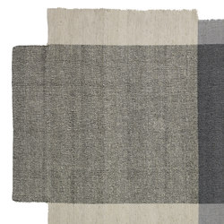 Nobsa | rug small, grey/grey/cream | Rugs / Designer rugs | Ames