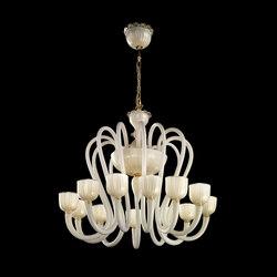 Krokus L | Ceiling suspended chandeliers | Leucos