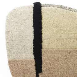 Nudo | rug large, white/beige/rose | Rugs | Ames