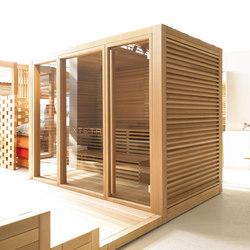 Zen sauna | Saunas | Exteta