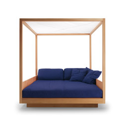 Zen cell | Seating islands | Exteta