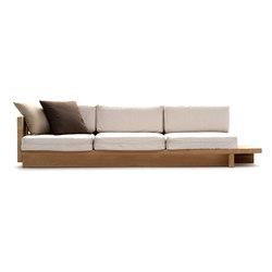 ZEN Sofa | Sofás de jardín | Exteta