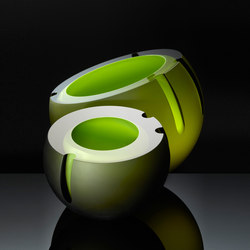 Sinope | bronze green | Bowls | Anna Torfs