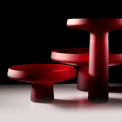 Tivola   ruby red   Bowls   Anna Torfs