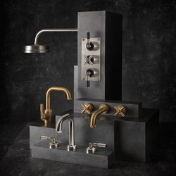 LMK Industrial Group | Wash basin taps | Samuel Heath
