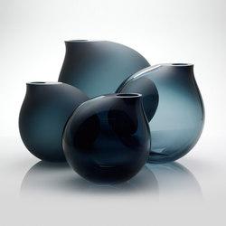 Vaza | blue | Vases | Anna Torfs