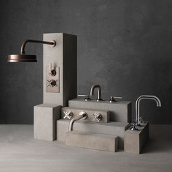 LMK Pure Group | Wash basin taps | Samuel Heath