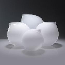 Vaza | white | Vases | Anna Torfs