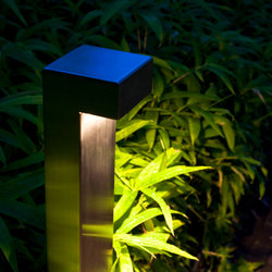 SIMPLY 90° 70cm INOX 316L LED | Bollard lights | PVD Concept