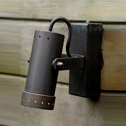 NONA Wall LED SPOT | Outdoor wall lights | PVD Concept