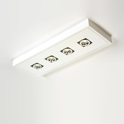WHITE-LINE QUADRA LINE AR48 | Ceiling lights | PVD Concept