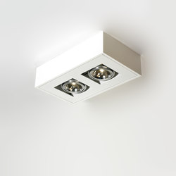 WHITE-LINE DUO AR111 | General lighting | PVD Concept