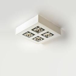 WHITE-LINE QUADRA AR111 | Ceiling lights | PVD Concept
