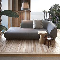 PALAU Dormeuse | Sofas de jardin | Exteta